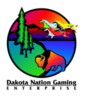 Dakota Nation Gaming Enterprise DNGE Logo