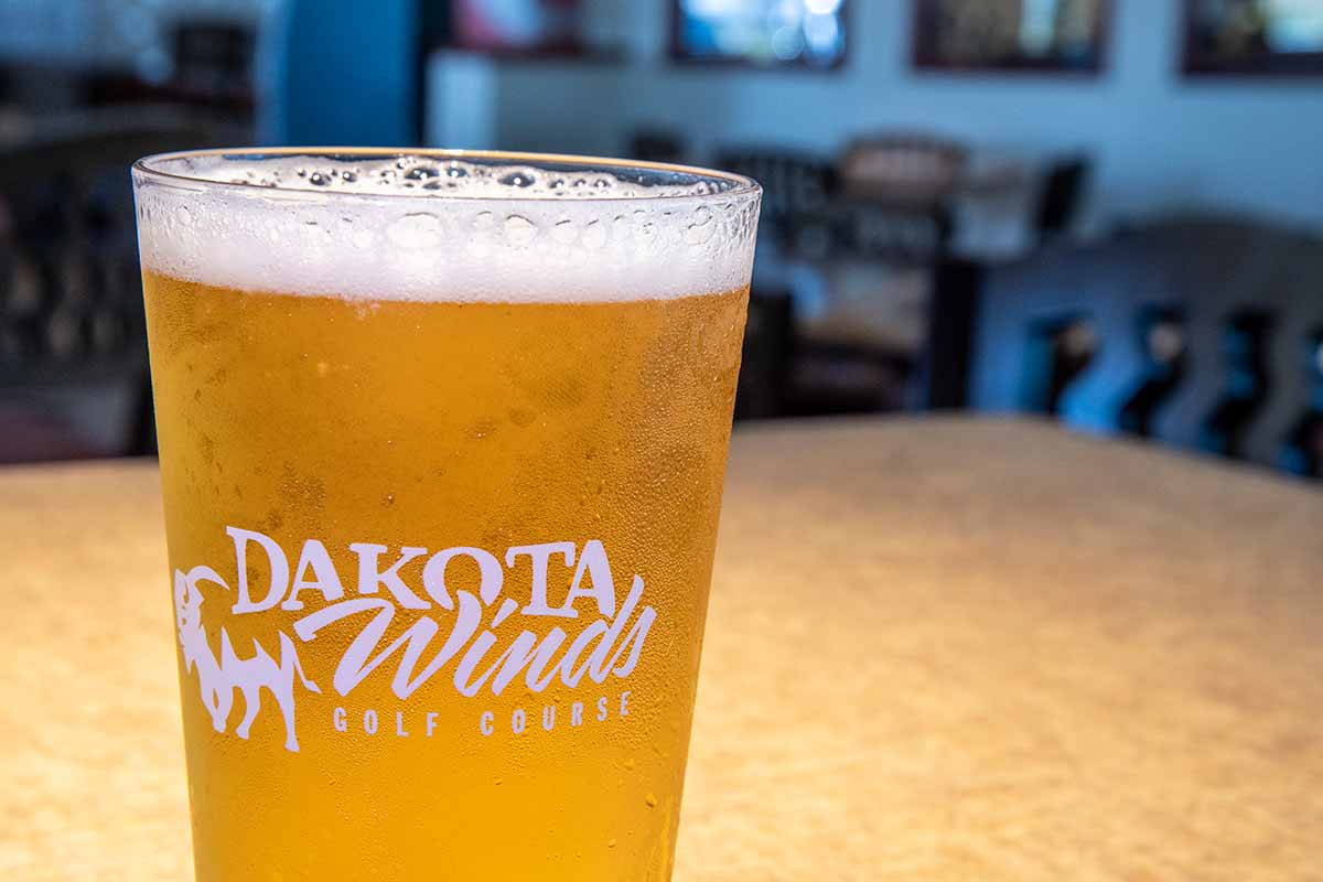 Dakota Winds Tavern - Ice Cold Beer in Glass