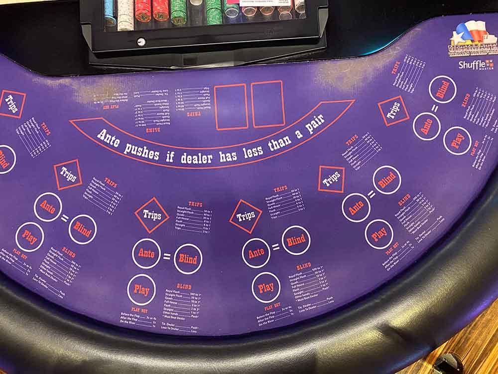 Texas Hold'em - Casinos North Dakota Magic